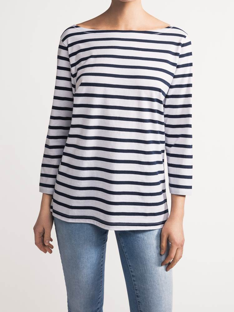 Sailor Stripe Topp 7237778_JEAN PAUL_SAILOR STRIPE TOP_FRONT_S_EM6_Sailor Stripe Topp EM6.jpg_