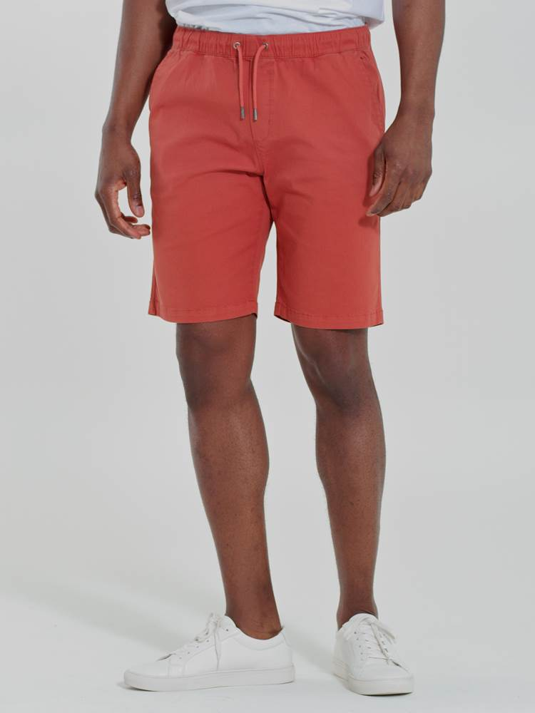 Relaxed Shorts 7246679_K4J-Redford-H21-Modell-Front_Relaxed Shorts K4J.jpg_Front||Front
