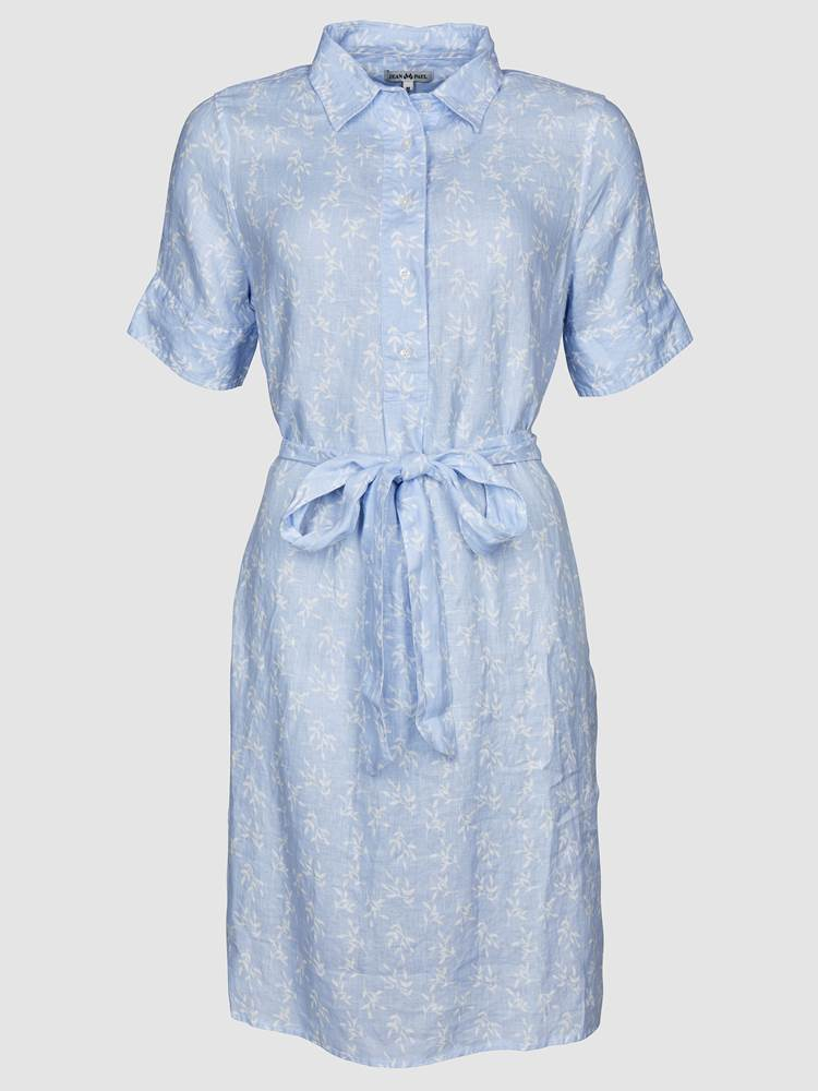 Lucia Linkjole 7237988_EOP-JEANPAULFEMME-H19-front_Lucia Linkjole EOP_Lucia Linen Dress.jpg_Front||Front