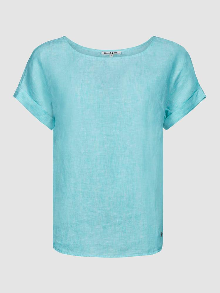 Charline Lin Topp 7237960_EAL-JEANPAULFEMME-H19-front_Charline Lin Topp EAL_Charline Linen Top.jpg_Front  Front