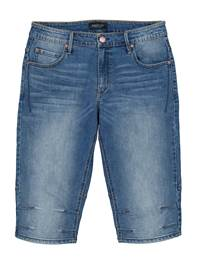Reed Denim Shorts 7237785_DAB-REDFORD-H19-front_Reed Denim Shorts DAB_Reed Denim Lort.jpg_Front||Front