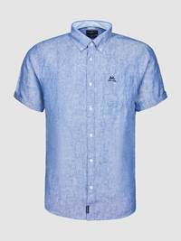 Dillon Linskjorte - Regular Fit 7237904_EGG-JEANPAUL-H19-front_Dillon Linen Shirt_Dillon Linskjorte - Regular Fit EGG.jpg_Front||Front