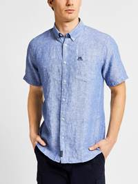 Dillon Linskjorte - Regular Fit 7237904_JEAN PAUL_DILLON LINEN SHIRT_FRONT_L_EGG_Dillon Linskjorte - Regular Fit EGG.jpg_