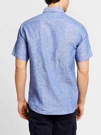 Dillon Linskjorte - Regular Fit 7237904_JEAN PAUL_DILLON LINEN SHIRT_BACK_L_EGG_Dillon Linskjorte - Regular Fit EGG.jpg_