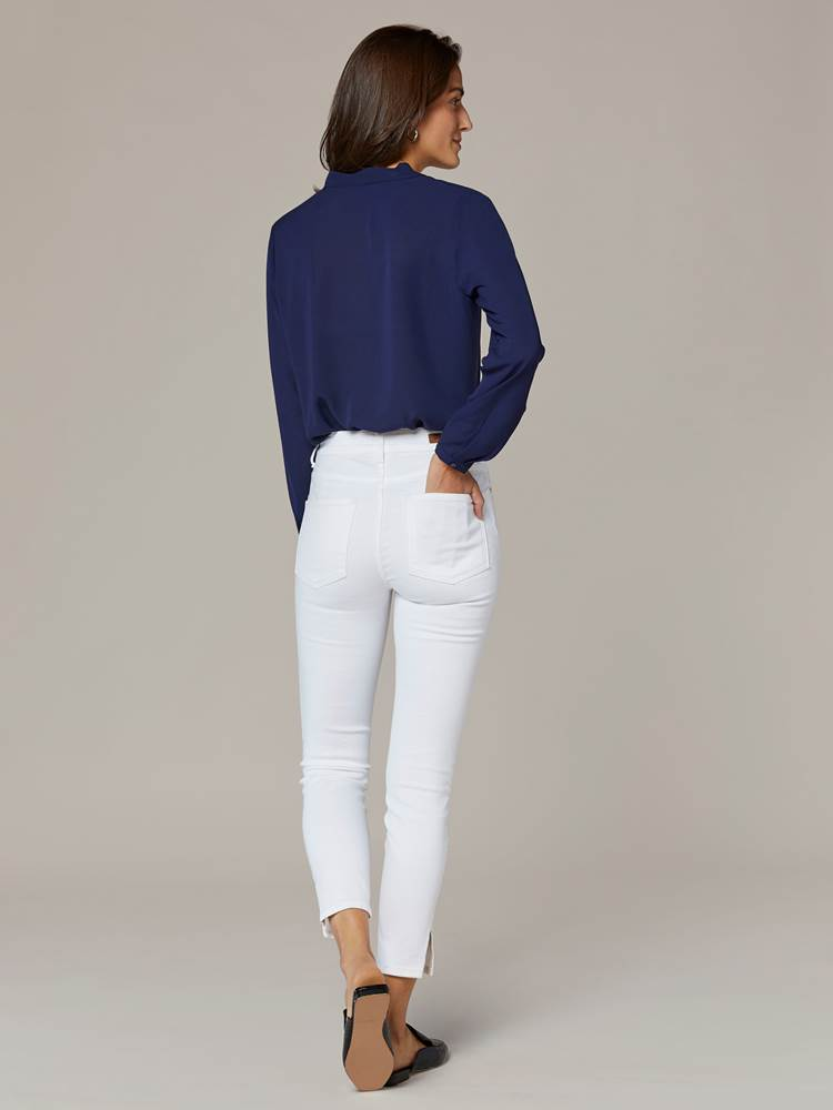 Sabine Cropped Color Jeans 7241653_JEAN PAUL_S20_SABINE COLOR CROPPED JEANS_O68_999_BACK1_Sabine Cropped Color Jeans O68.jpg_