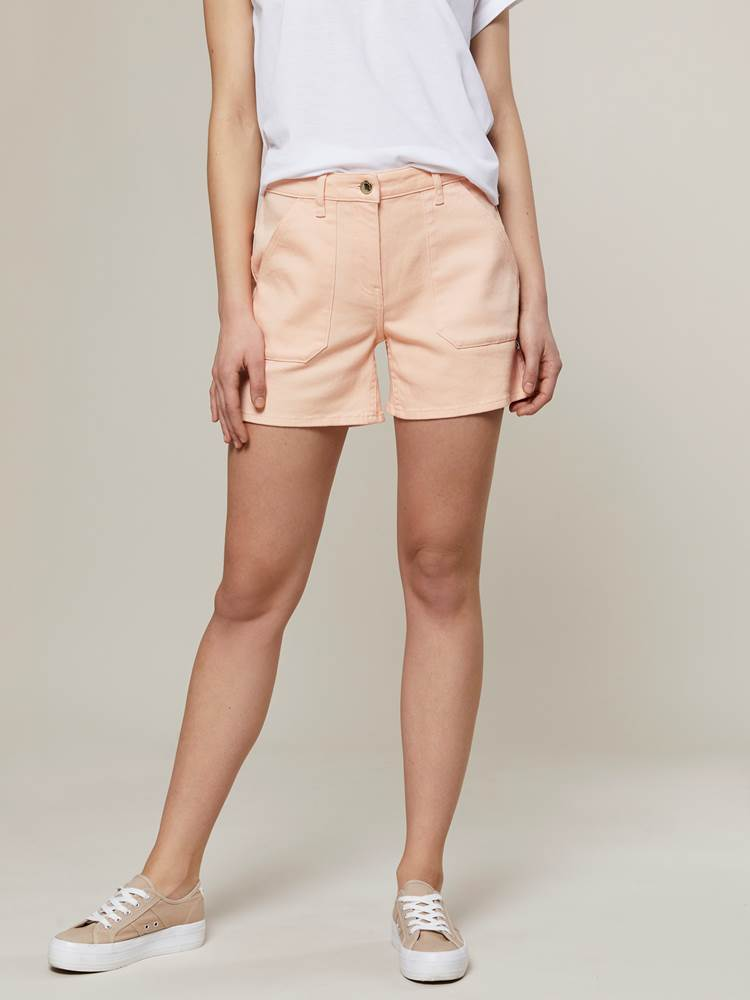 Pipi Color Shorts 7242921_MKZ-JEANPAULFEMME-H20-Modell-front_1708_Pipi Color Shorts MKZ.jpg_Front||Front