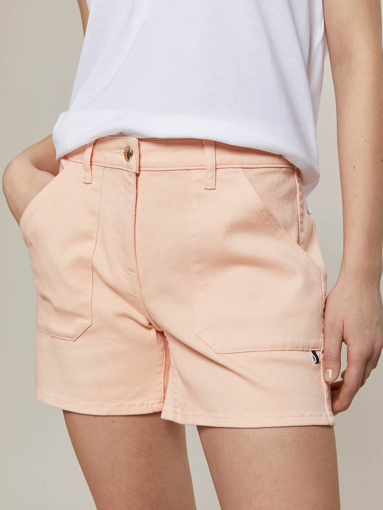 Pipi Color Shorts 7242921_MKZ-JEANPAULFEMME-H20-Modell-front_83528_Pipi Color Shorts MKZ.jpg_Front||Front
