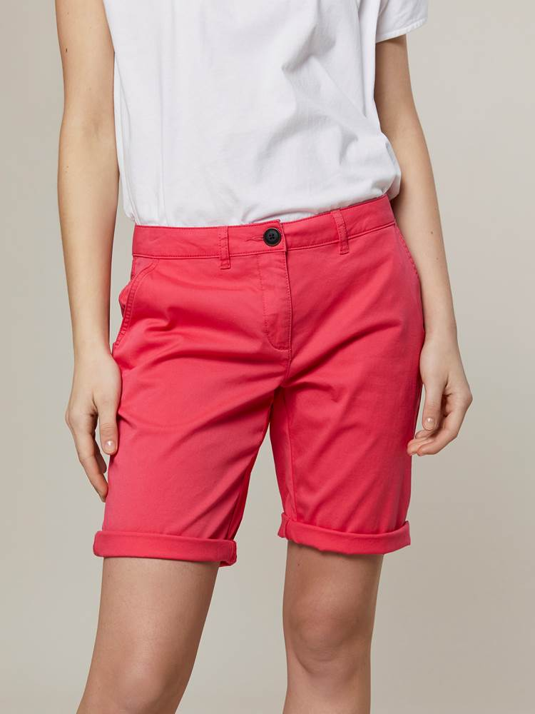 Cerise Shorts 7242917_MTL-JEANPAULFEMME-H20-Modell-front_19101_Cerise Shorts MTL.jpg_Front||Front