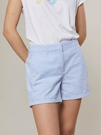 Fayette Shorts 7242927_ECP-JEANPAULFEMME-H20-Modell-front_33399_Fayette Shorts ECP.jpg_Front||Front