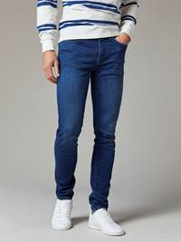 Alain Surf Blue Hyper Stretch 7241702_DAB-JEANPAUL-S20-Modell-front_46383_Alain Surf Blue Hyper Stretch DAB.jpg_Front||Front