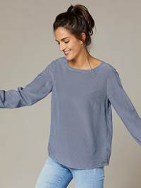 Lula Bluse 7241962_ENB-JEANPAULFEMME-S20-Modell-front_11449_Lula Bluse ENB.jpg_Front||Front