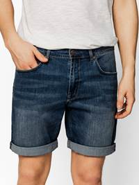 Warren Denim Shorts 7243158_DAB-Mario Conti-H20-Modell-Front_Warren Denim Shorts DAB.jpg_