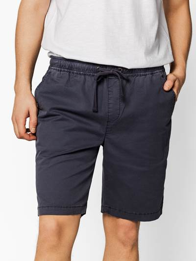 Relaxed twill Shorts EMU