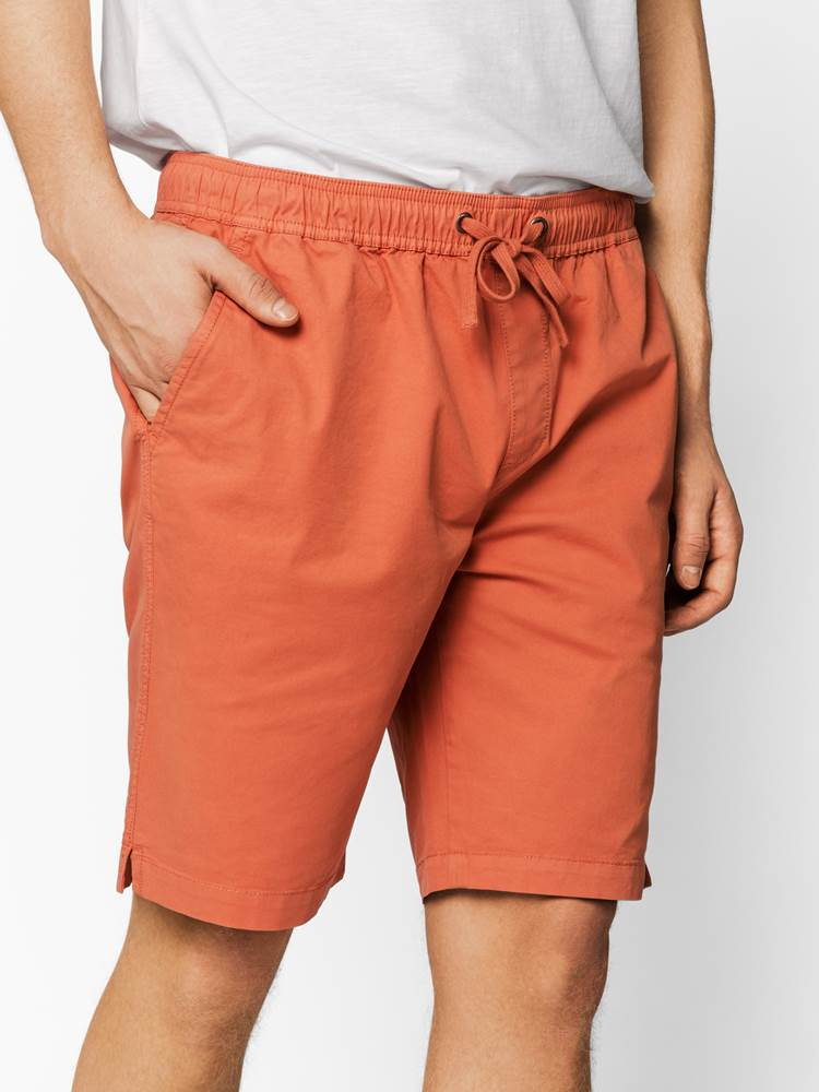 Relaxed twill Shorts 7243198_K2L-REDFORD-H20-Modell-front_46029_Relaxed twill Shorts K2L.jpg_Front||Front