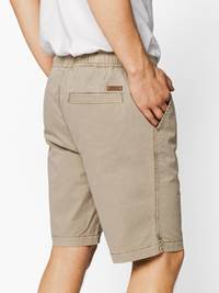 Relaxed twill Shorts 7243198_ABI-REDFORD-H20-Modell-back_39734_Relaxed twill Shorts ABI.jpg_Back||Back