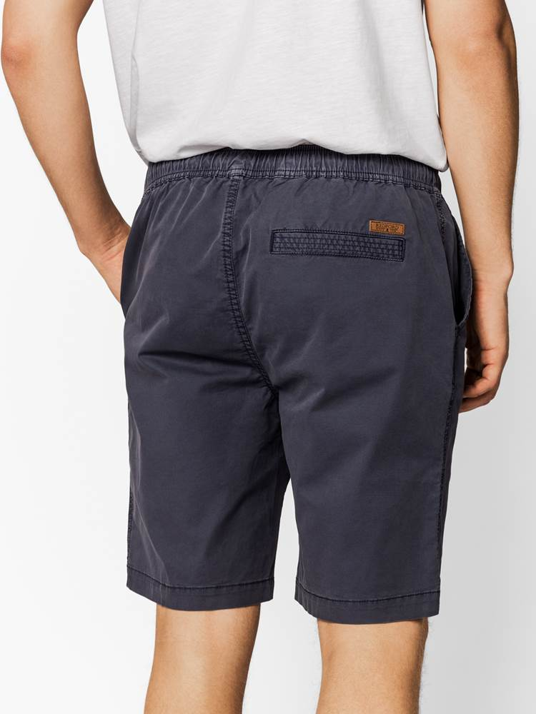 Relaxed twill Shorts 7243198_EMU-REDFORD-H20-Modell-back_95465_Relaxed twill Shorts EMU.jpg_Back||Back