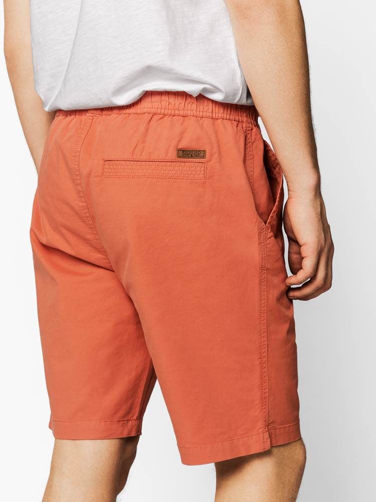 Relaxed twill Shorts 7243198_K2L-REDFORD-H20-Modell-back_97996_Relaxed twill Shorts K2L.jpg_Back||Back