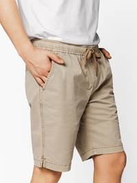 Relaxed twill Shorts 7243198_ABI-REDFORD-H20-Modell-front_29643_Relaxed twill Shorts ABI.jpg_Front||Front