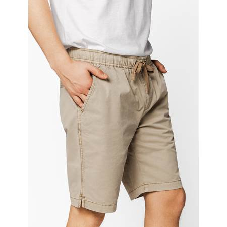 Relaxed twill Shorts