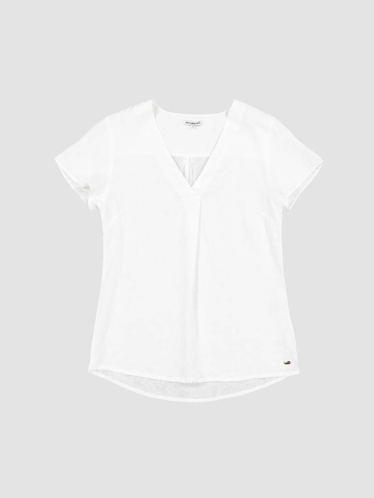 Yolanthe Lintopp 7243258_O68-JEANPAULFEMME-H20-front_3804_Yolanthe Linen Top_Yolanthe Lintopp O68.jpg_Front||Front