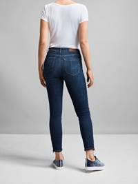 Sabine Cropped Jeans 7217868_JEAN PAUL_SABINE CROPPED JEANS_BACK_S_JPF EA5 SABINE CROPPED JEANS_D04_Sabine Cropped Jeans D04.jpg_Back||Back