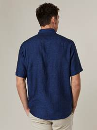 Dillon Linskjorte - Regular Fit 7243263_EGJ-JEANPAUL-H20-Modell-back_20712_Dillon Linskjorte - Regular Fit EGJ.jpg_Back||Back