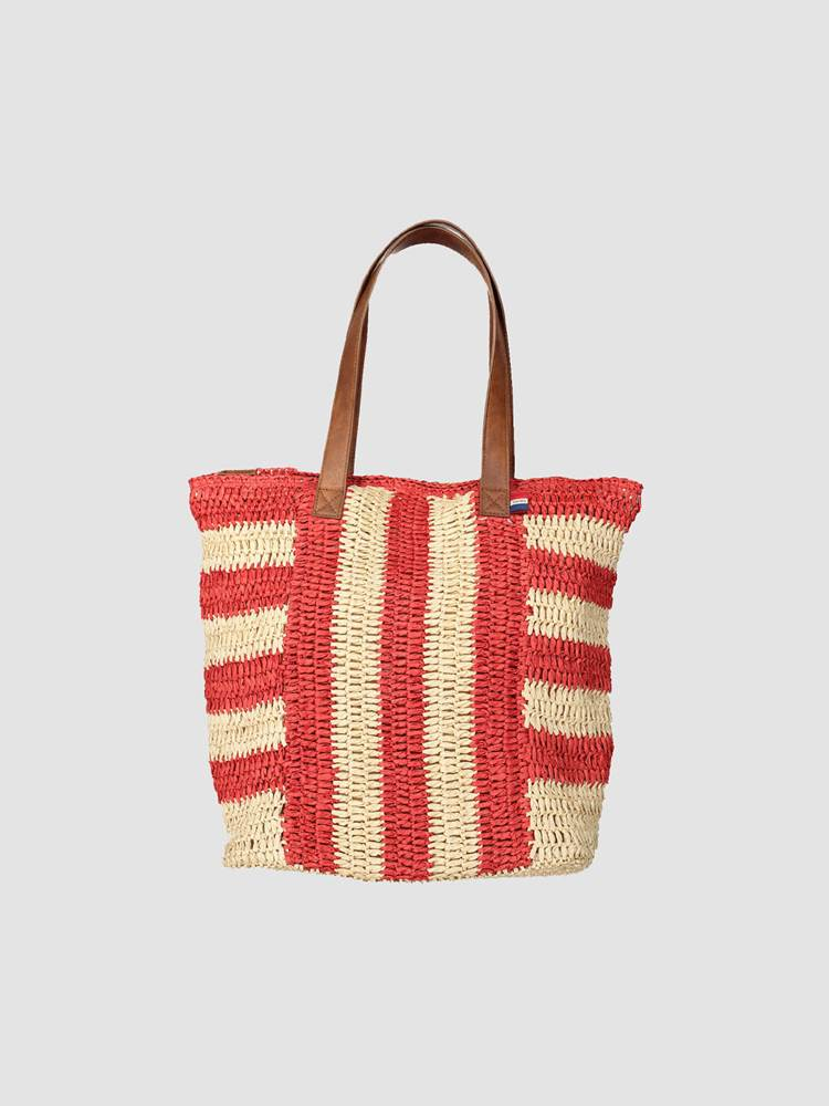 Averie Straw Bag