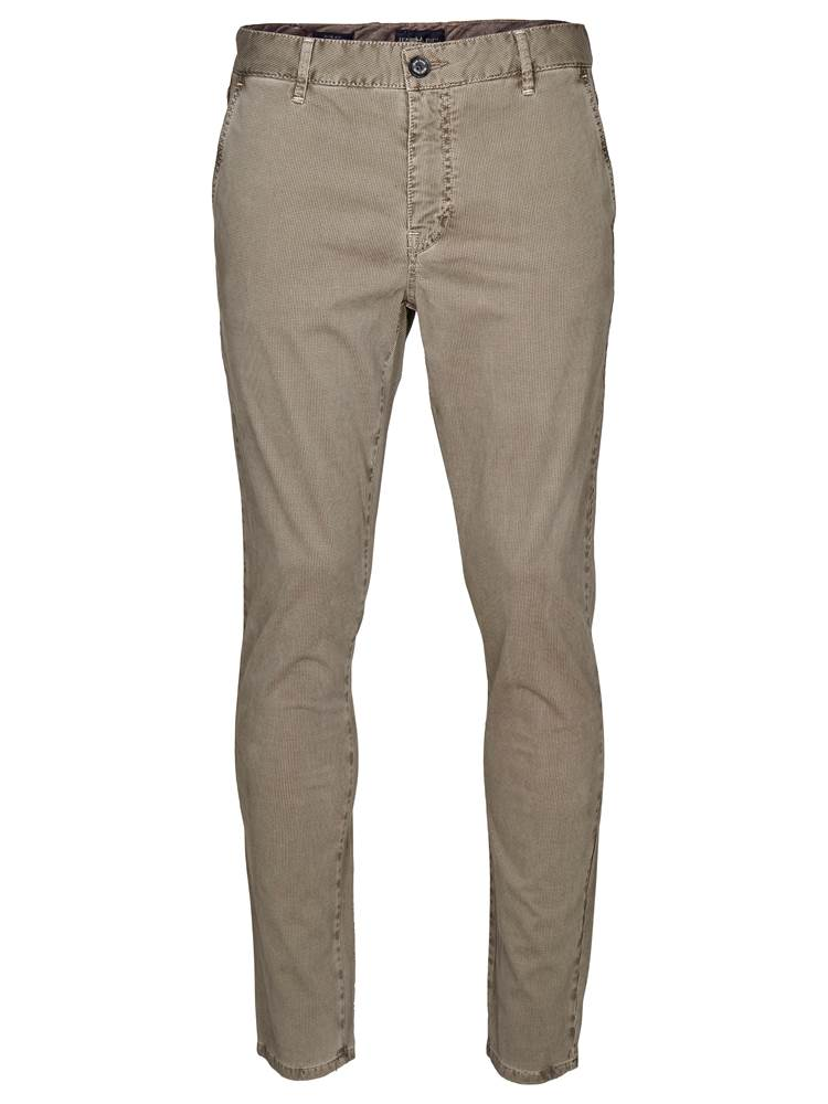 Benjamin Printed Chinos 7236789_AEI_JEAN PAUL_S19-front_Benjamin Printed Chinos AEI_Benjamin Printed Suede Str..jpg_Front||Front