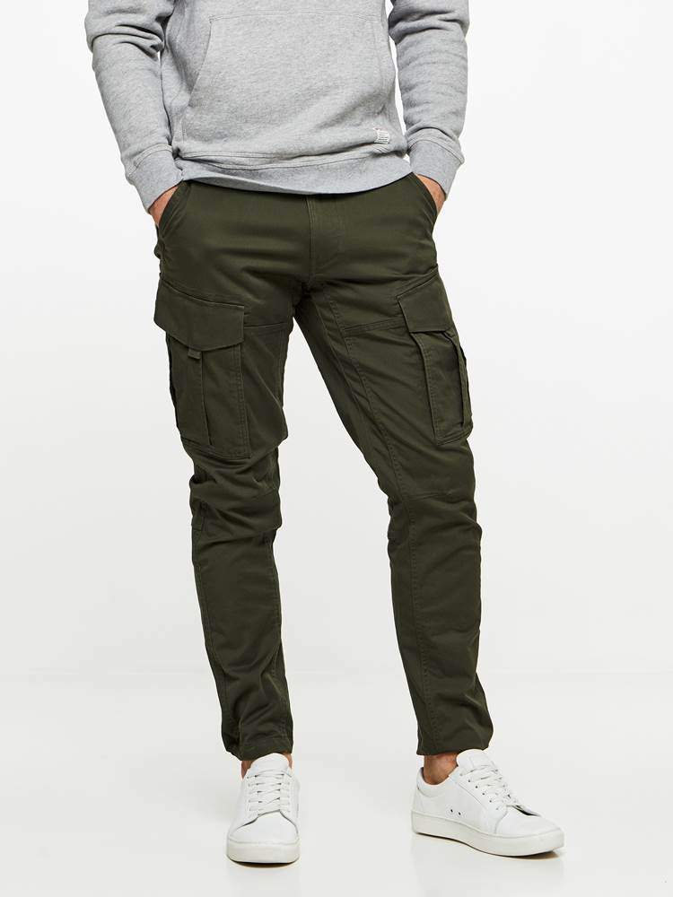 CARGO STRETCH PANT 7239656_GUC-HENRYCHOICE-A19-Modell-front_97759_CARGO STRETCH PANT GUC.jpg_Front||Front