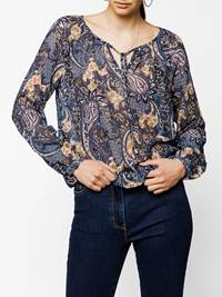 Indigonia Bluse 7239372_ENS-VAVITE-A19-modell-front_Indigonia Bluse ENS.jpg_Front  Front