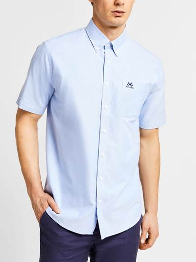 Liam Oxford Skjorte - Classic Fit E9O