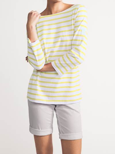Sailor Stripe Topp Q0A