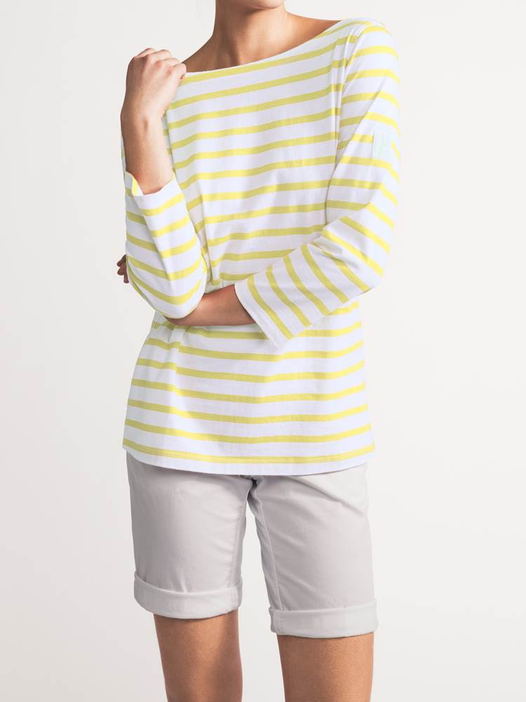 Sailor Stripe Topp 7237778_JEAN PAUL_SAILOR STRIPE TOP_FRONT1_S_Q0A_Sailor Stripe Topp Q0A.jpg_