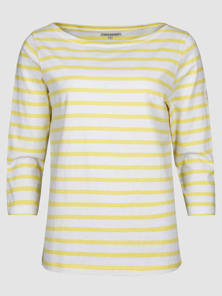 Sailor Stripe Topp 7237778_Q0A-JEANPAULFEMME-H19-front_10213_Sailor Stripe Topp Q0A.jpg_Front||Front