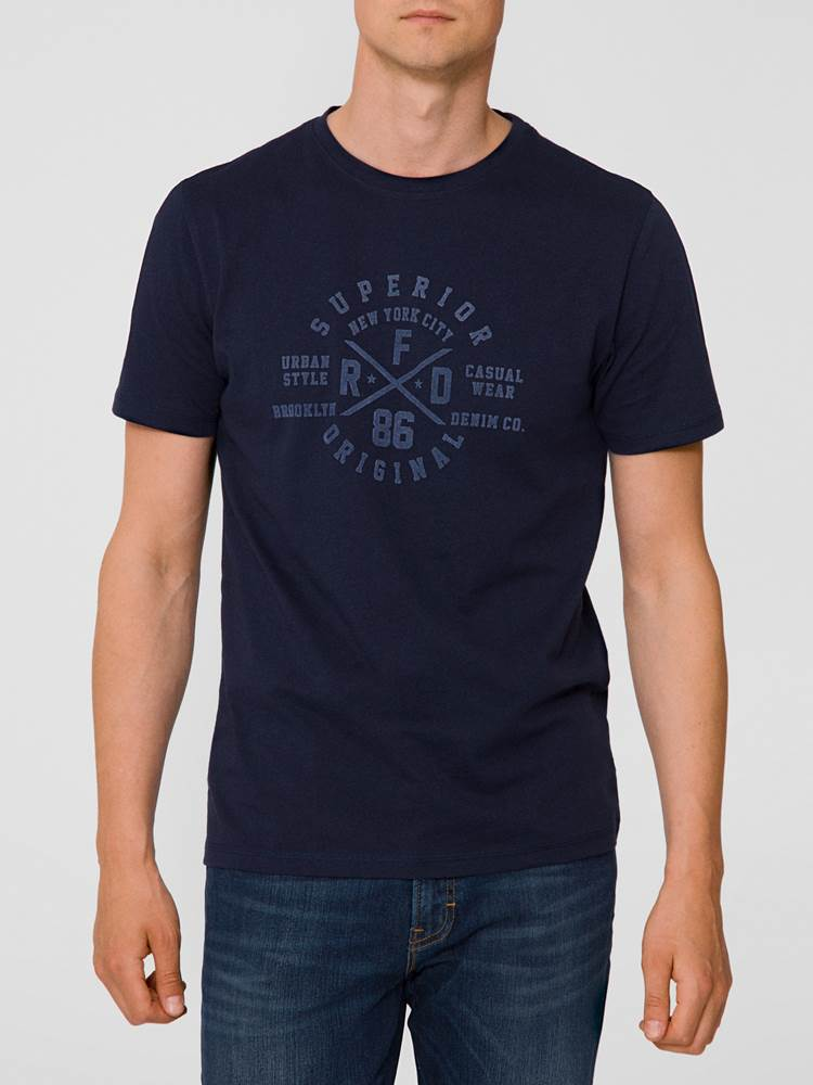 Superior T-skjorte 7244287_C29-Redford-A20-Modell-Front_Superior T-skjorte C29.jpg_Front||Front