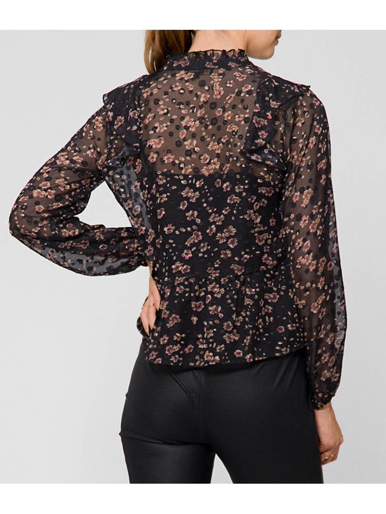 Bessie Bluse 7244427_CAB-MARIE PHILIPPE-A20-Modell-back_Bessie Bluse CAB.jpg_Back  Back