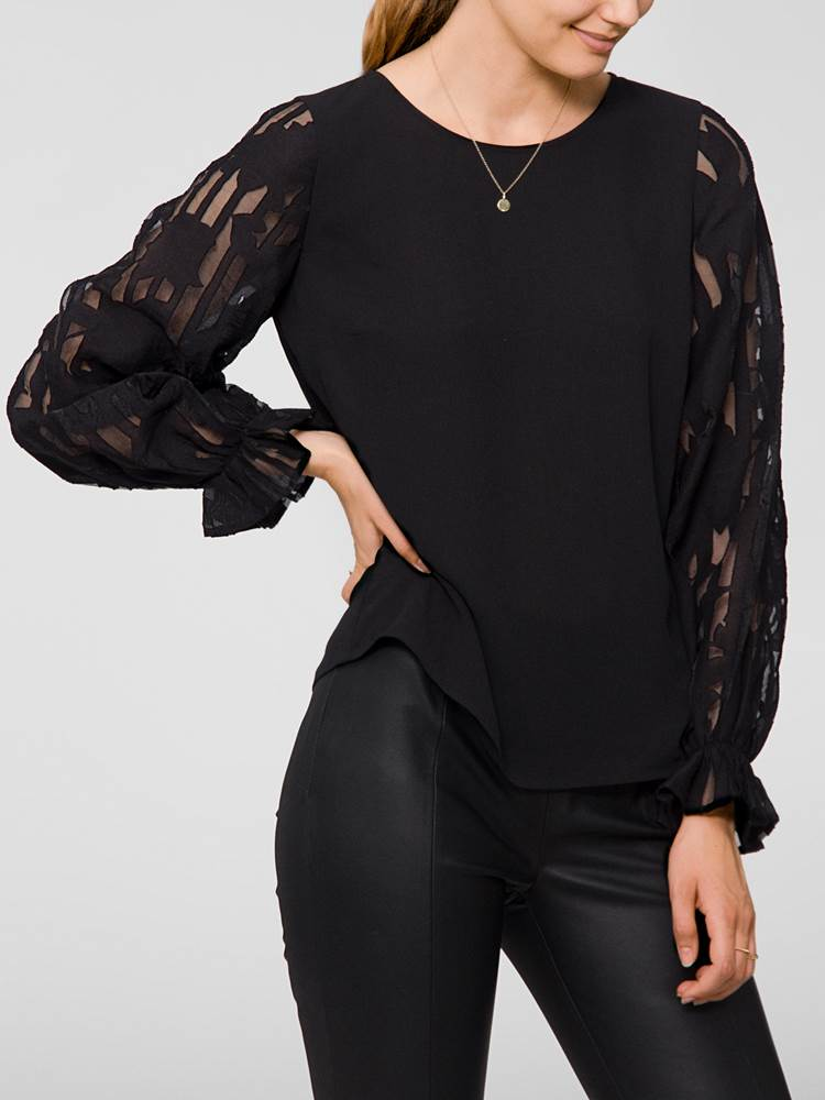 Massima Bluse 7244483_CAB-DONNA-A20-Modell-front_Massima Bluse CAB.jpg_Front||Front