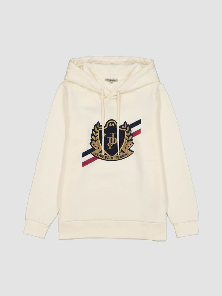 Crest Hoodie 7238689_OAF-JEANPAULFEMME-A19-front_49504_Crest Hoodie_Crest Hoodie OAF.jpg_Front||Front