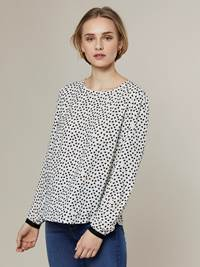 Germaine Bluse 7243968_OAF-JEANPAULFEMME-A20-Modell-front_50223_Germaine Bluse OAF.jpg_Front||Front