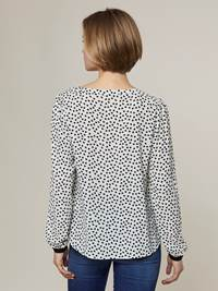 Germaine Bluse 7243968_OAF-JEANPAULFEMME-A20-Modell-back_18410_Germaine Bluse OAF.jpg_Back||Back