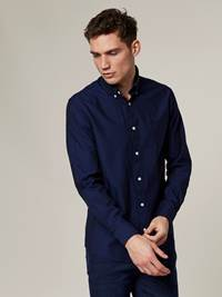 Carl Twill Skjorte - Regular Fit 7244186_EGC-JEANPAUL-A20-Modell-front_10085_Carl Twill Skjorte - Regular Fit EGC.jpg_