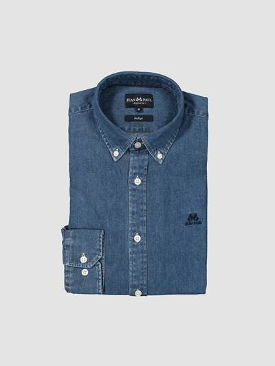 Denim Skjorte - Regular Fit D05