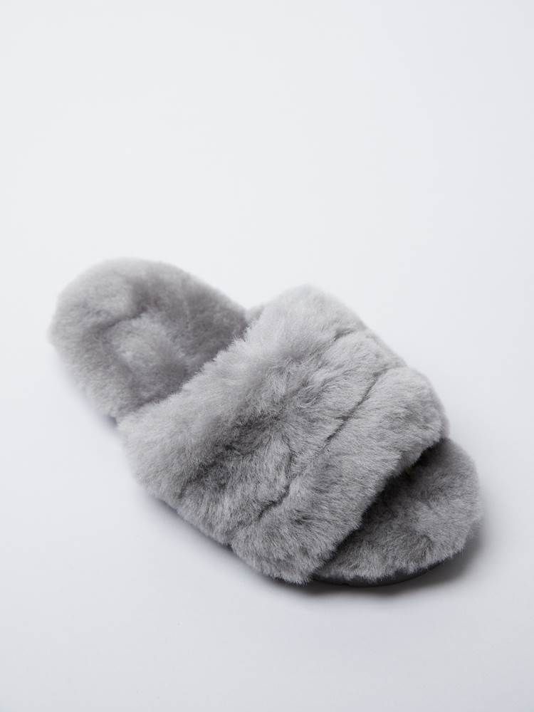 Placide Saueskinn Slippers 7248247_704_JeanPaul_A21_Front_Placide Saueskinn Slippers 704.jpg_