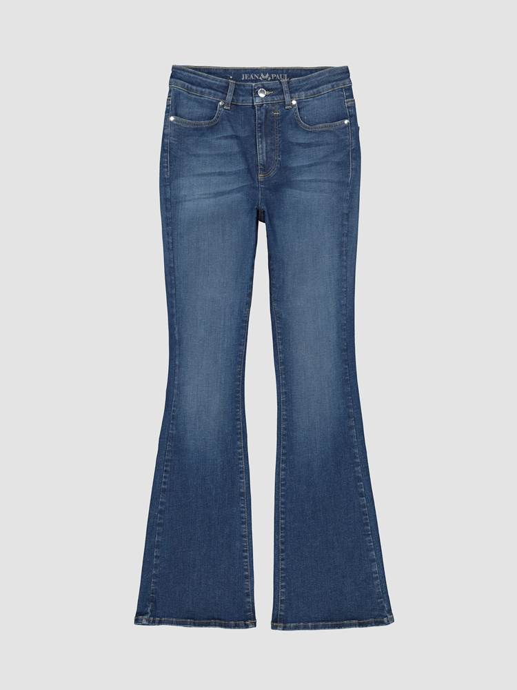 Ine Highwaist Flared Jeans 7244345_D06-JEANPAULFEMME-A20-front_12998_D04_Ine Highwaist Flared Jeans D04.jpg_