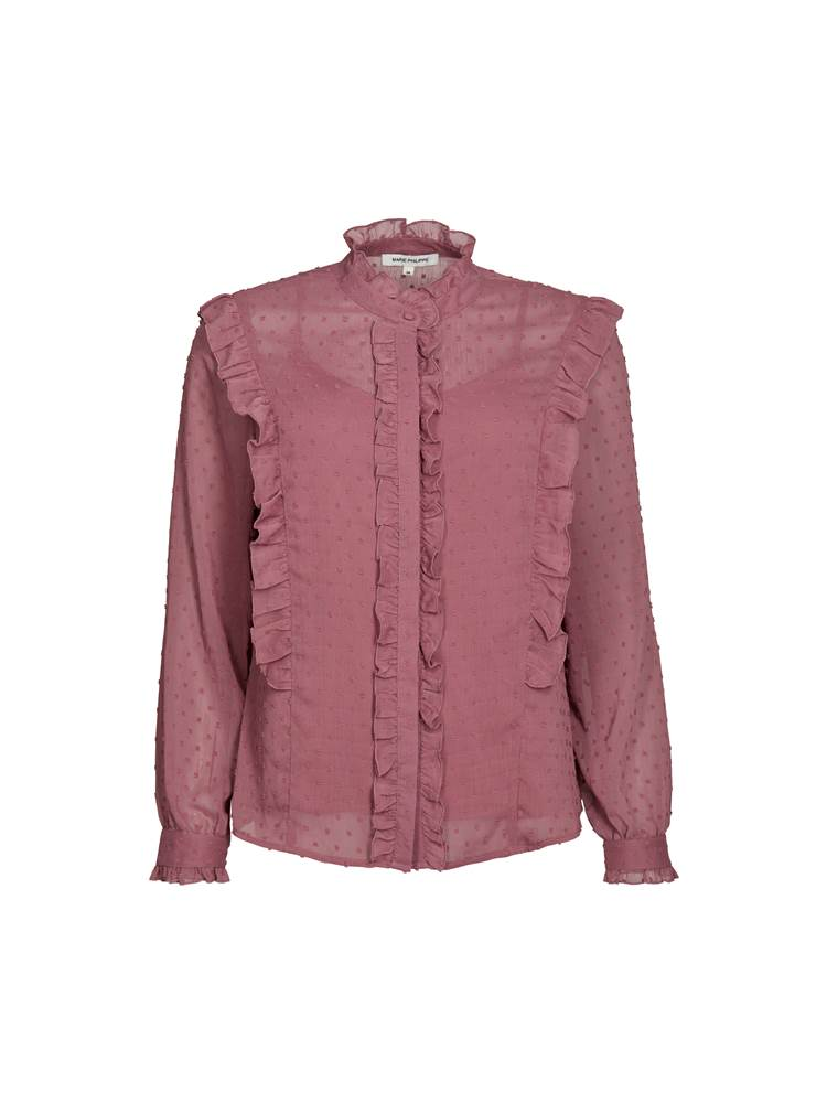 Elina Bluse 7240896_MST-MARIEPHILIPPE-W19-front_10535_Elina Bluse MST.jpg_Front||Front