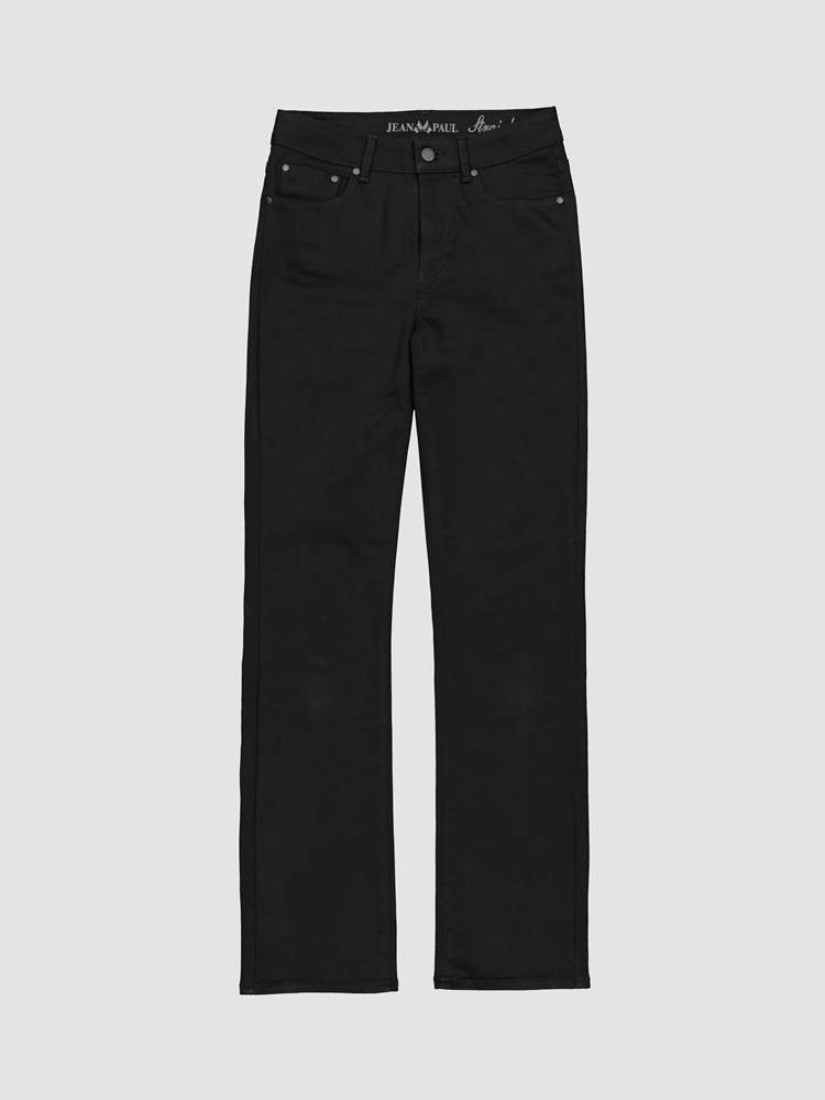 Sabine Straight Blk.Blk. Jeans 7240178_CAB-JEANPAULFEMME-A19-front_Sabine Straight Blk.Blk. Jeans_Sabine Straight Blk.Blk. Jeans CAB.jpg_Front||Front