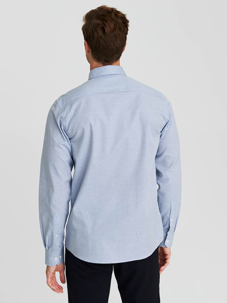 Emmanuel Skjorte - Regular Fit 7244195_EN3-JEANPAUL-A20-Modell-back_15473_Emmanuel Skjorte - Regular Fit EN3.jpg_Back||Back
