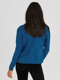 Agnes Cardigan 7243853_EHS-JEANPAULFEMME-A20-Modell-back_87245_Agnes Cardigan EHS.jpg_Back  Back