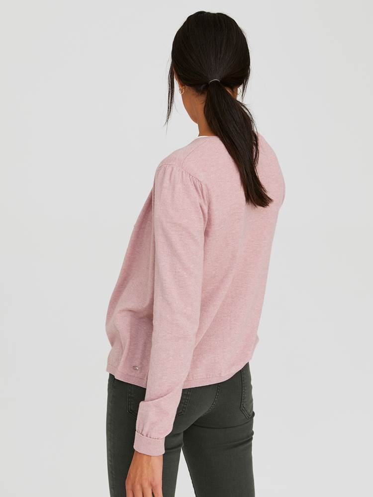 Agnes Cardigan 7243853_MNX-JEANPAULFEMME-A20-Modell-back_17320_Agnes Cardigan MNX.jpg_Back||Back