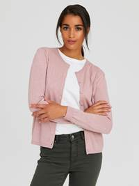 Agnes Cardigan 7243853_MNX-JEANPAULFEMME-A20-Modell-front_89517_Agnes Cardigan MNX.jpg_Front||Front